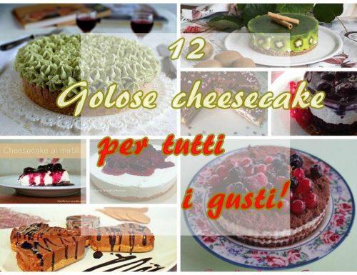 Ricette Cheesecake – Raccolta speciale