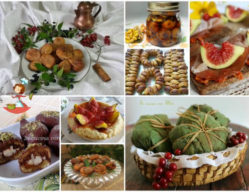 Ricette Fichi Calabresi – Raccolta Speciale