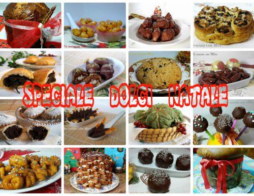 Ricette dolci Natale – raccolta speciale