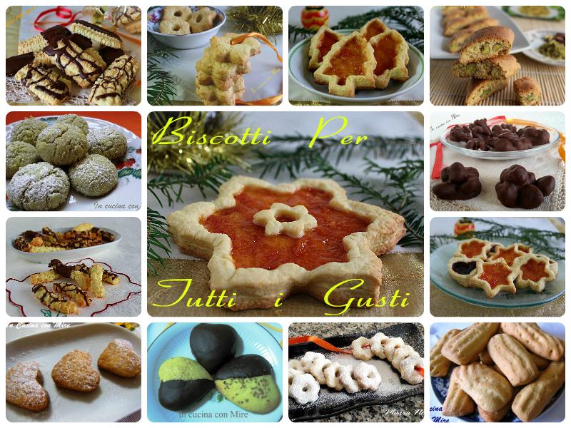biscotti ricette per tutti i gusti