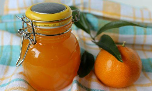 Gelatina di mandarino
