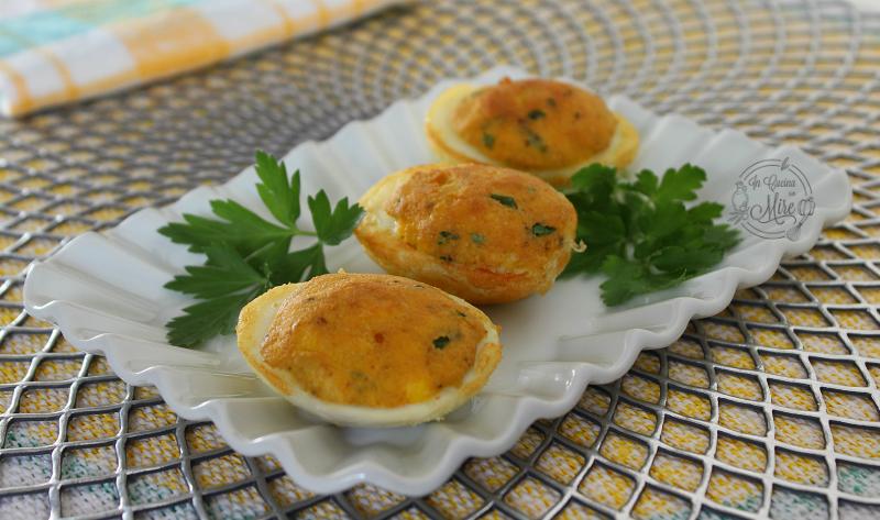 Uova sode ripiene fritte ricetta antica