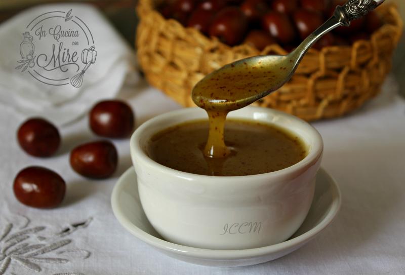 Sciroppo di giuggiole e miele