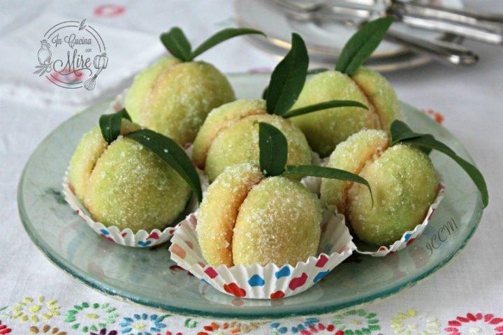 Pesche al limoncello di Calabria