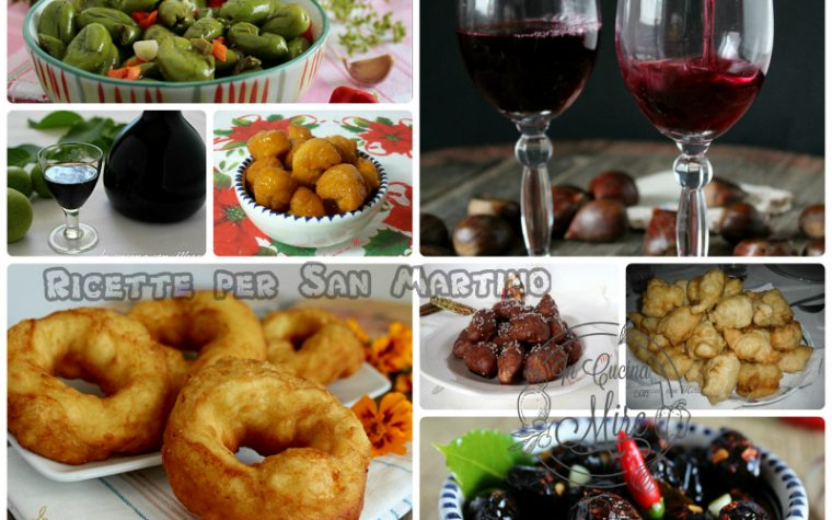 Ricette per San Martino
