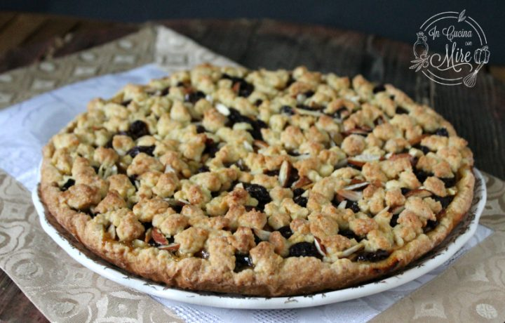 Sbriciolata – Streuselkuchen