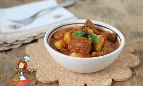 Spezzatino di carne e patate