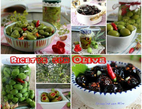 Conservare le Olive – raccolta speciale
