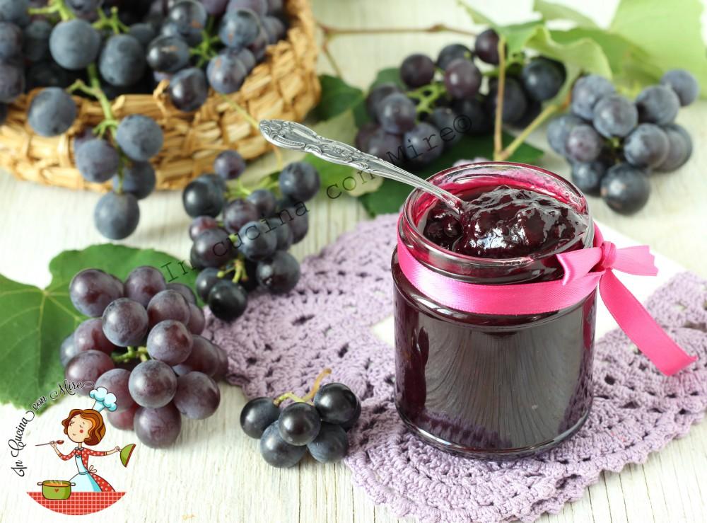 mostarda d'uva