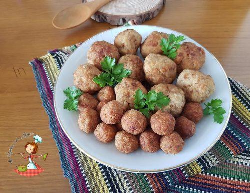 Polpette di carne di maiale – ricetta calabrese