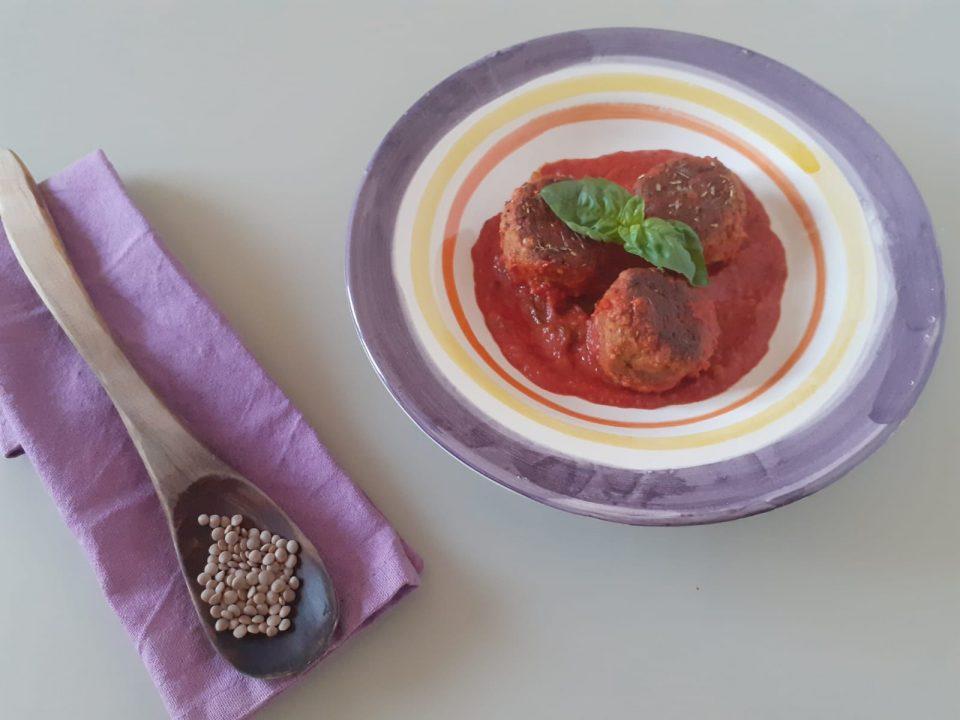polpette di lenticchie per bambini