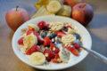 Porridge Colazione Estiva con Yogurt
