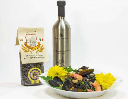Pistizzone & Nero di Seppia Mare e Monti E-Commerce Evoitaly Wine & Food