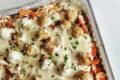 Spaghetti al Forno con Polpettine e Verdure