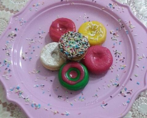 Donuts bimby tm31 – ciambelline glassate