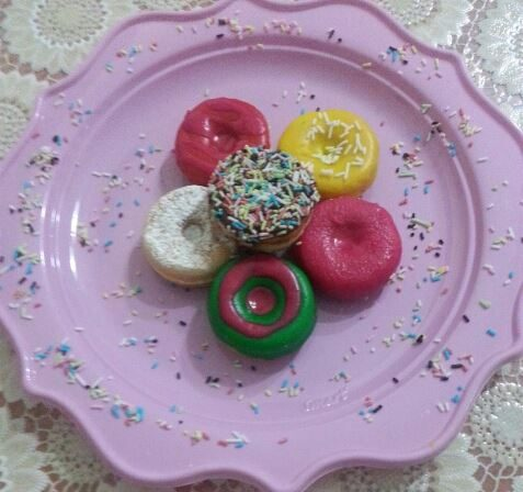 Donuts – ciambelline glassate