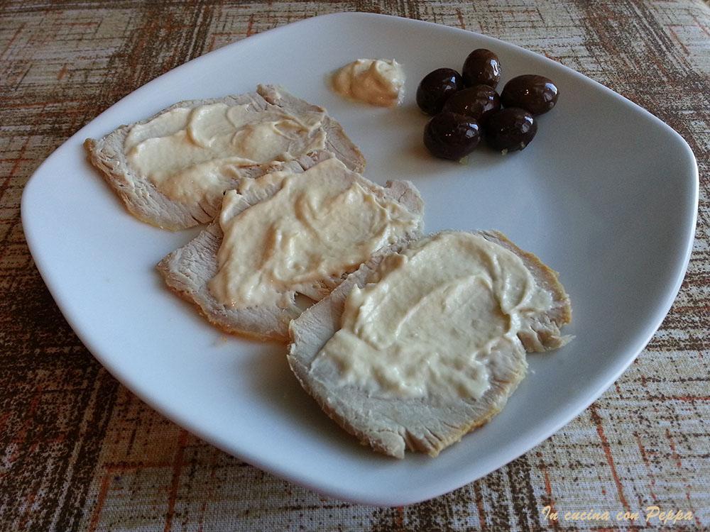 Lonza Tonnata Alternativa Al Vitello In Cucina Con Peppa