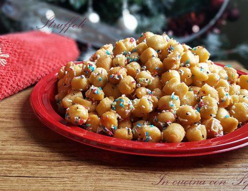 Struffoli bimby tm31 – ricetta Natale