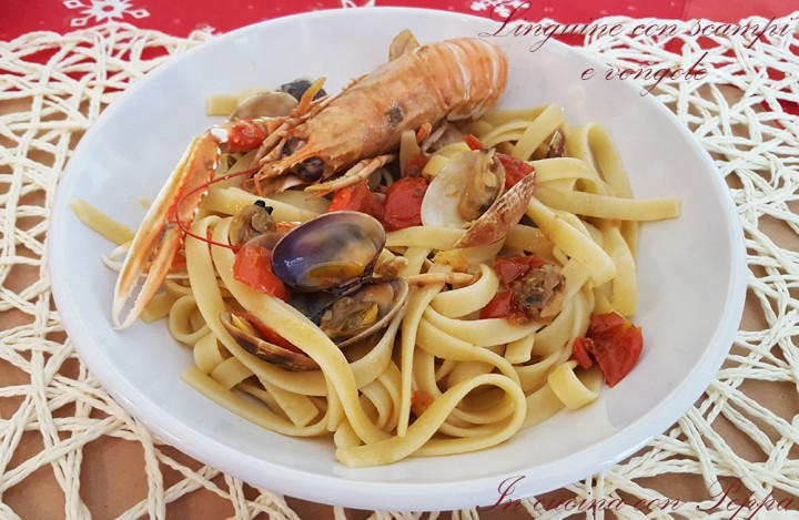 how to make linguine vongole