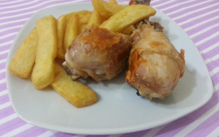 Fusi di pollo fritti – ricetta saporita