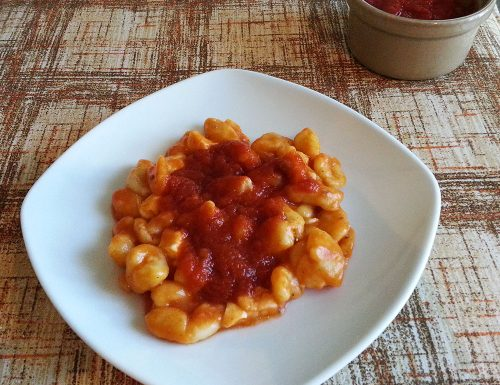 Gnocchi alla sorrentina – ricetta primo piatto