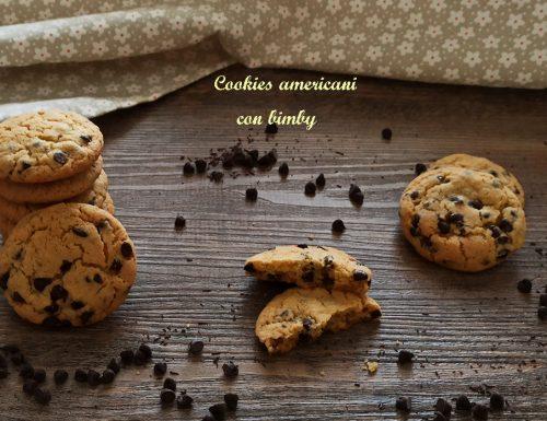 Cookies americani con bimby – la ricetta più buona
