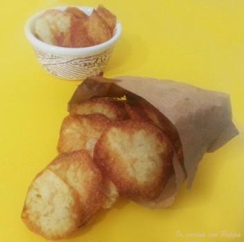 patatine croccanti
