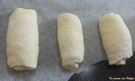 panini all'olio forma