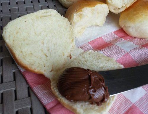 Panini per buffet sofficissimi per dolce o salato