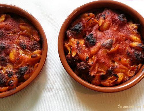 Gnocchetti sardi al forno