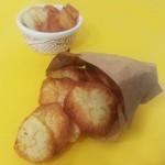 patatine croccanti miniatura