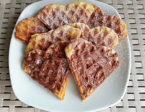 Waffel o waffle o gaufre