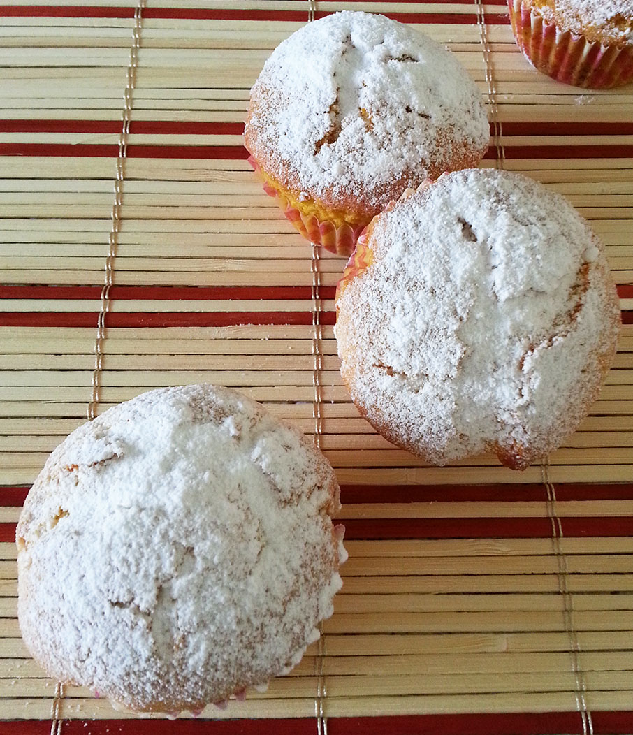 muffins sofficissimi con carote