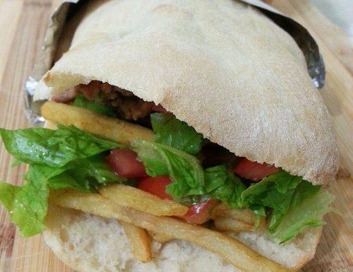 Pane arabo – ricetta semplice