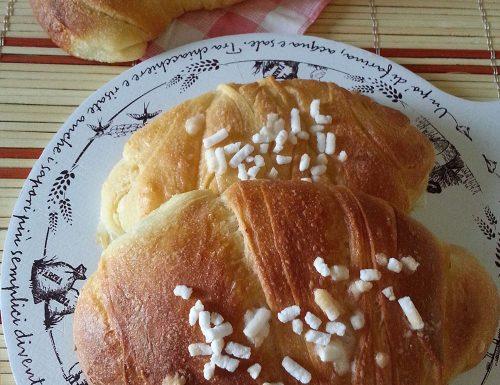 Cornetti semplici bimby (metodo sfogliette)