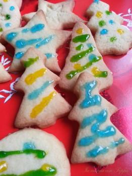biscotti natalizi di frolla