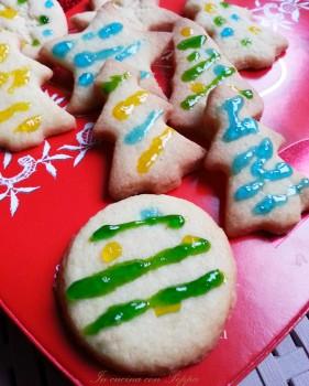 Biscotti natalizi bimby tm31