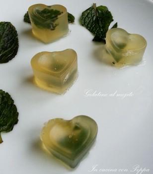 gelatine al mojito