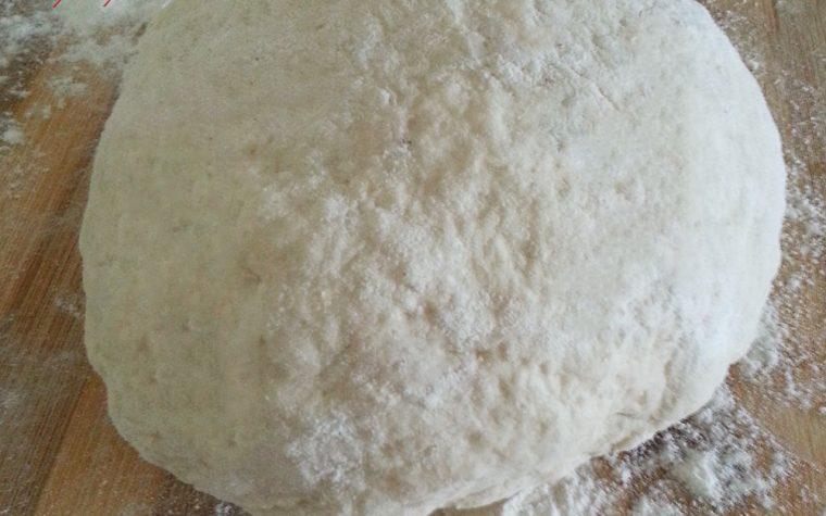 Impasto al latte per focacce e torte salate