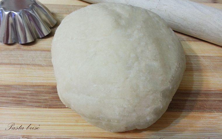Pasta brisè – ricetta base