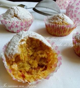 muffins con bacche di goji bimby