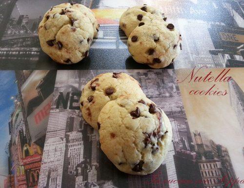 Nutella cookies bimby – ricetta facile