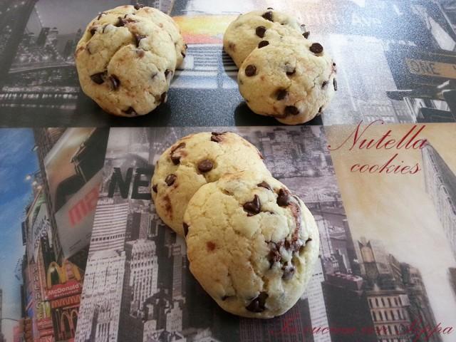 nutella cookies bimby