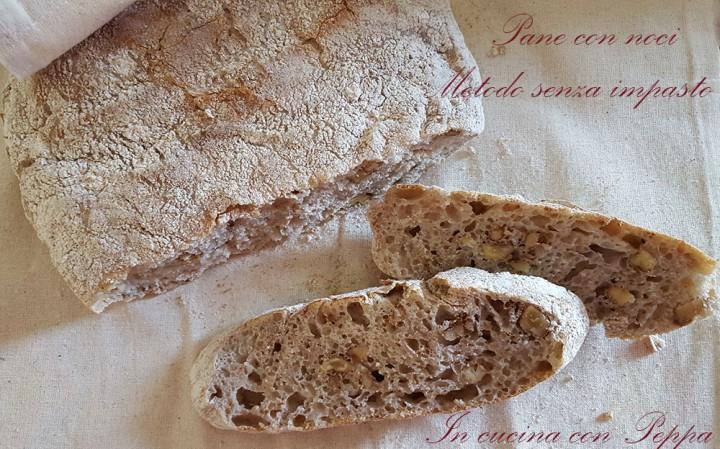 pane con noci
