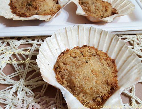 Capesante gratinate – ricetta antipasto