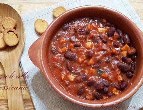 Fagioli alla messicana – ricetta semplice