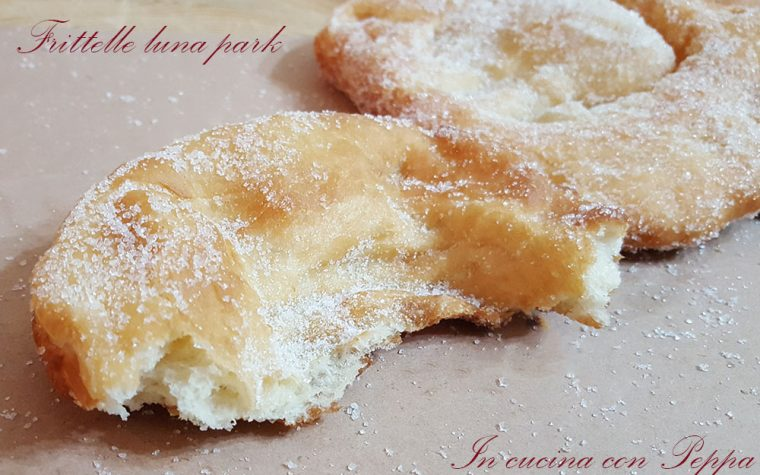 Frittelle luna park con bimby