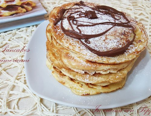 Pancakes americani – ricetta veloce
