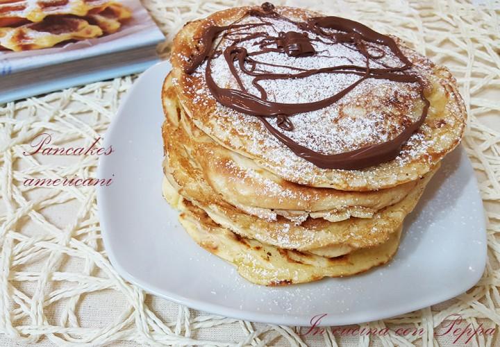 pancakes americani