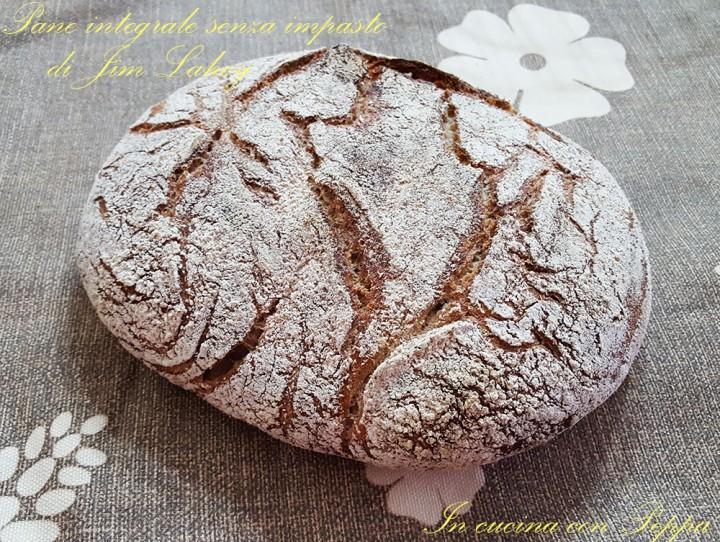 pane integrale di Jim Lahey